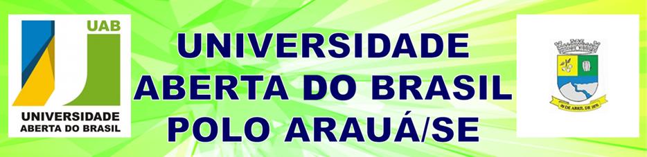 POLO DE APOIO PRESENCIAL DE ARAUÁ/SE