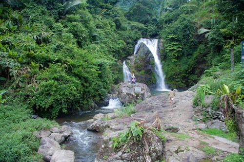 Khu du lịch Cửu Thác Tú Sơn - Hòa Bình