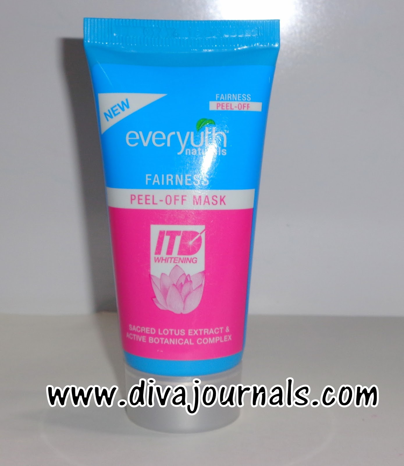 Everyuth Fairness Peel-Off Mask Review