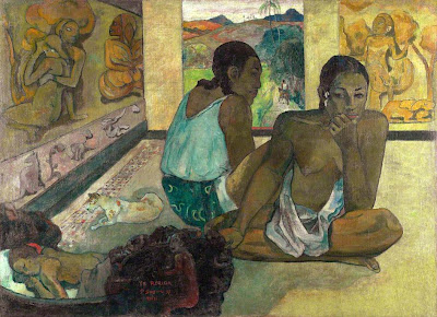 Paul Gauguin  - Te Rerioa,1897