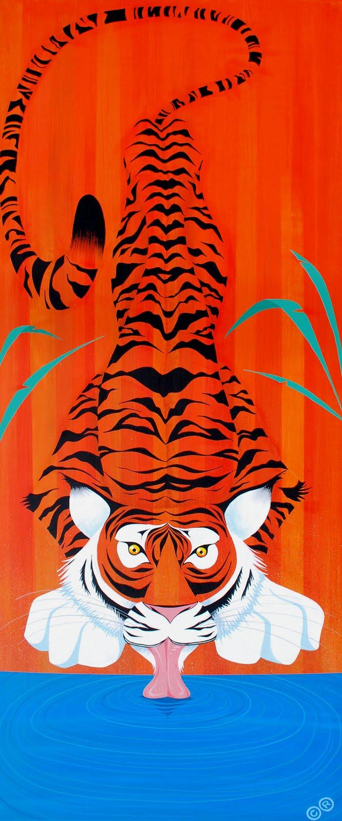 Carlos Ramos india tiger