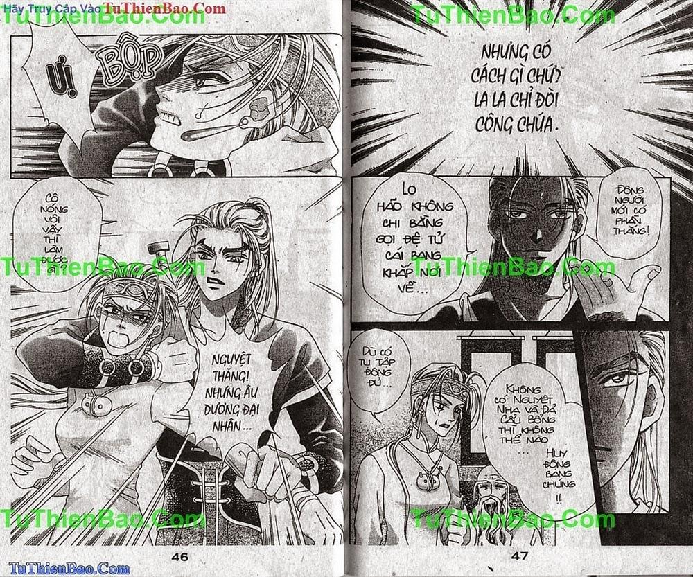 Công Chúa Nam Yên Chapter 15 - Trang 22