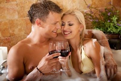 Pour votre soir e en amoureux la maison recopiez ce for Diner romantique a la maison