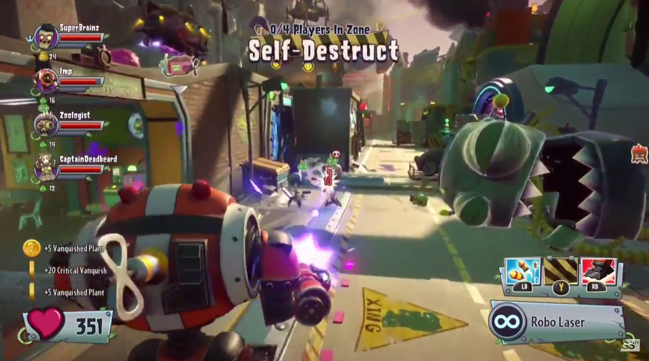 Plants Vs Zombies Garden Warfare 2 Deluxe Edition Download Full Game