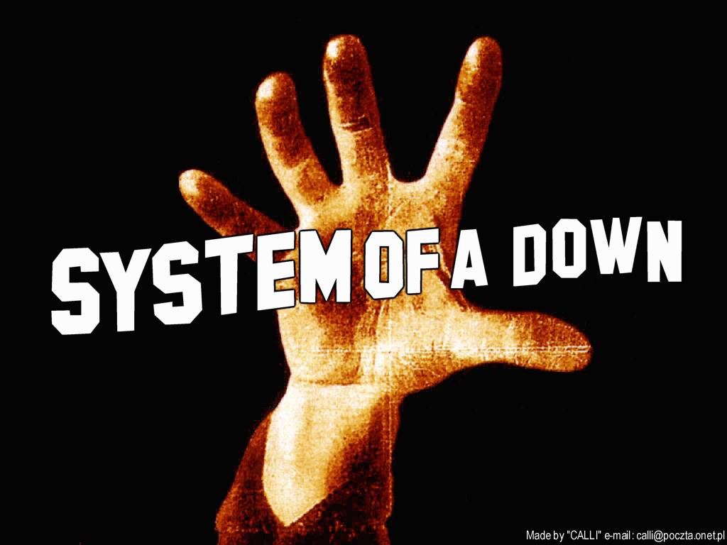 letra de toxicity de system of a down: