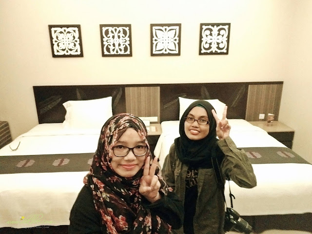Pengalaman Di Hotel Bangi-Putrajaya