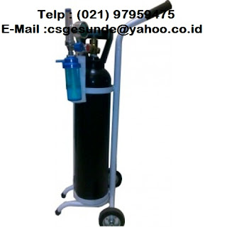 jual tabung oksigen dengan regulator yang murah