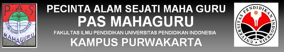 PAS MAHAGURU UPI KAMPUS PURWAKARTA