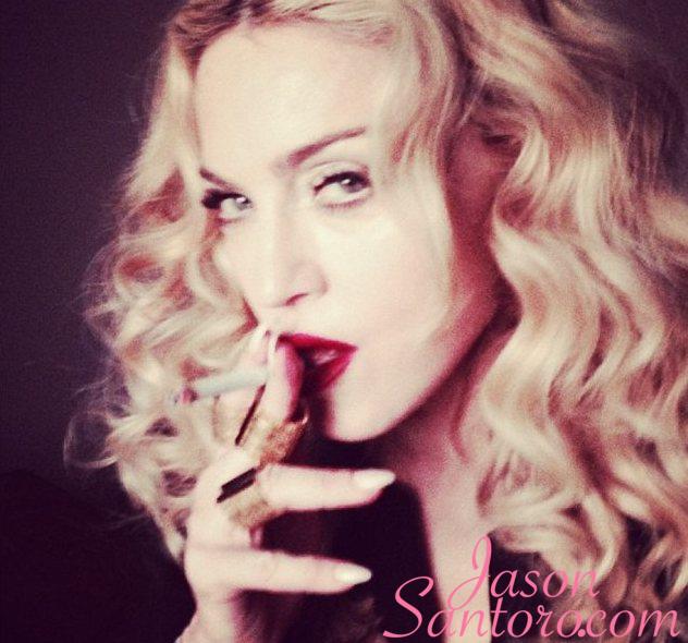 Madonna Two Steps Behind Me Lady Gaga Rebel Heart