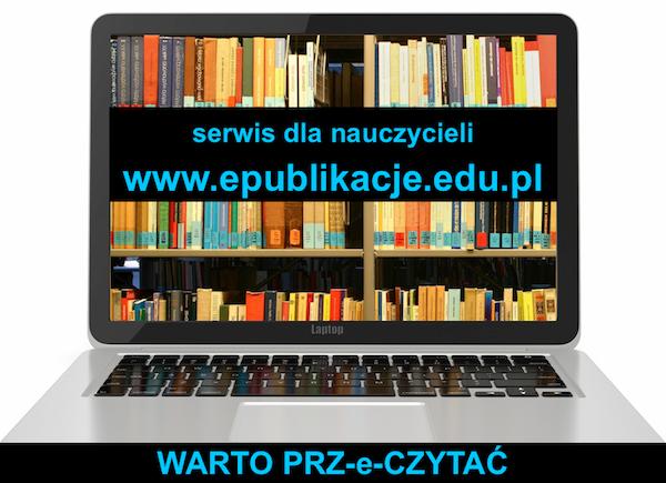 E-BOOKI DLA NAUCZYCIELI