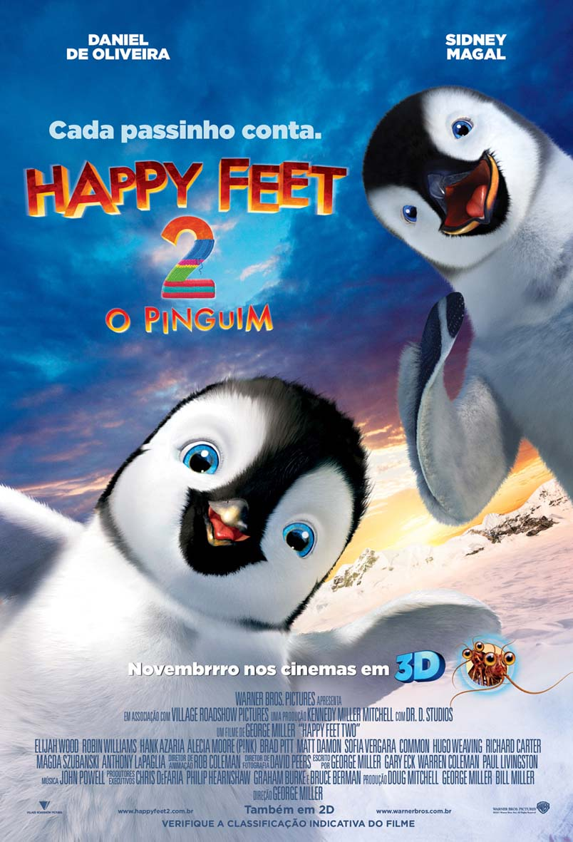 Happy Feet 2: O Pinguim Dublado
