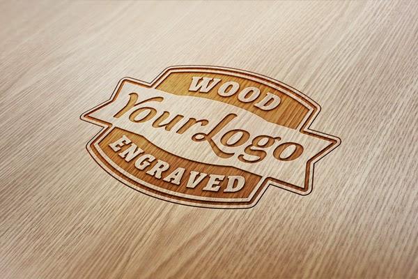wood Free Logo Design Templates