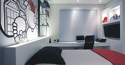 Dormitorio peque o juvenil espacios peque - Dormitorio pequeno juvenil ...