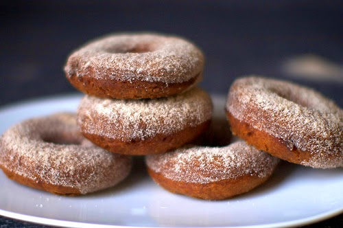 So about what I said...: Apple cider donuts