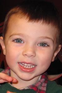 Caleb Luke 41-months
