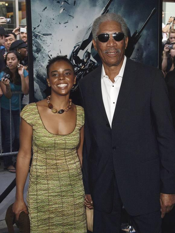 Neta de Morgan Freeman é esfaqueada até a morte em Nova York