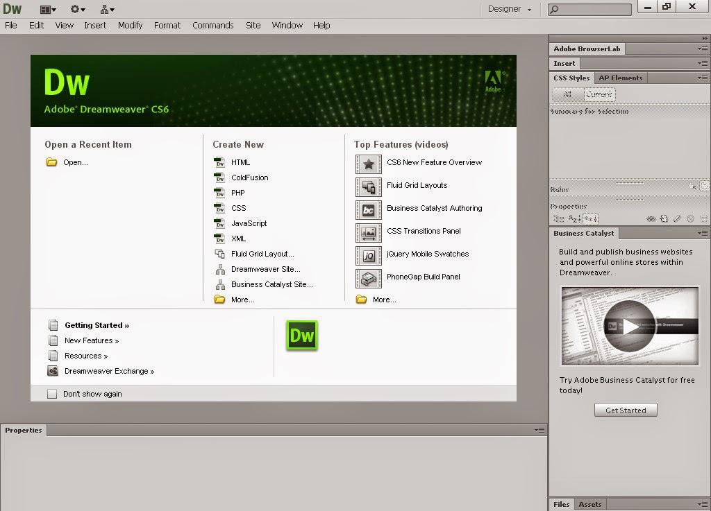 Comprar o Adobe Dreamweaver | Baixar a versão …