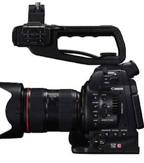 Dual Pixel СMOS AF upgrade for Canon C100