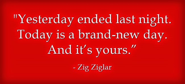 A quote from Zig Ziglar