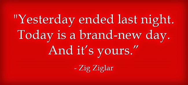 A quote from Zig Ziglar