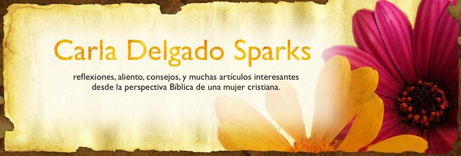 Carla Delgado Sparks: