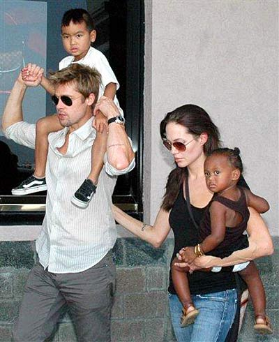 Angelina Jolie and Brad PittAngelina Jolie and Brad Pitt are getting ready ...