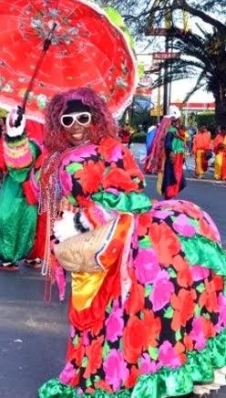 Personaje del carnaval