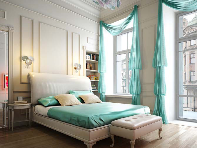 Open Dreams Homes: Bedroom Interior Design Ideas