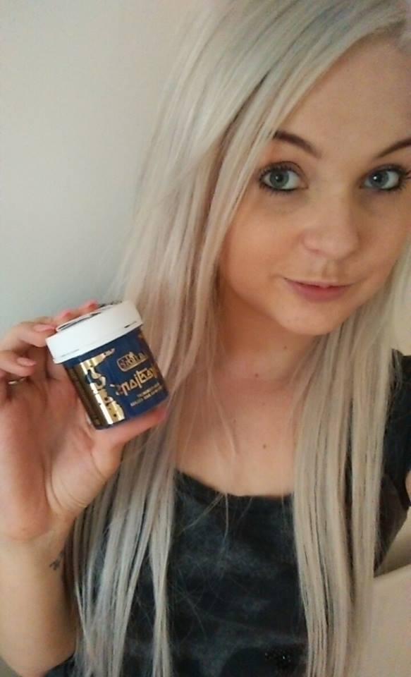 Tashya Kawaii Lariche Directions Silver Hair Dye Review