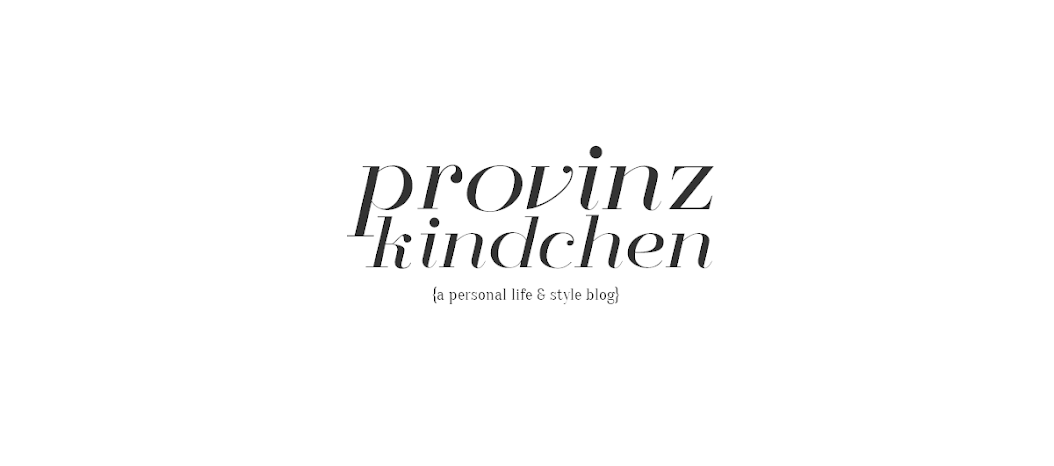 provinzkindchen | by hannah