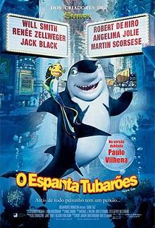 O Espanta Tubarões Dublado