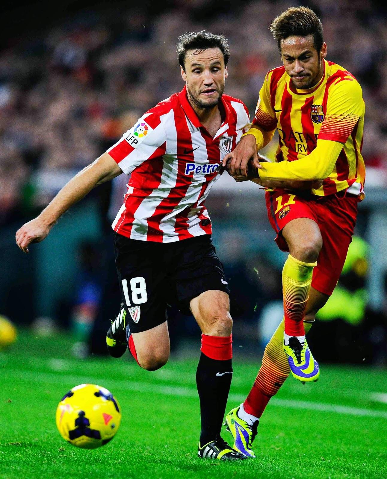 Barcelona Athletic Bilbao Gurpegi Neymar