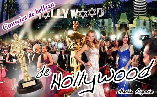 Los consejos de belleza de Hollywood