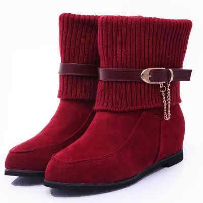 New Winter Boots 2015 For Women And Girls | Stylish Winter Shoes ...
