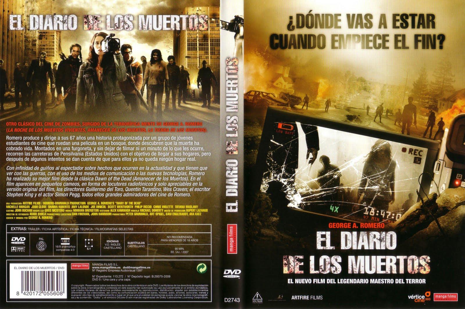 [Pelicula] El Diario De Los Muertos YOUTUBE completa