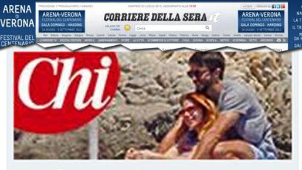 Barbara Berlusconi é flagrada com affair