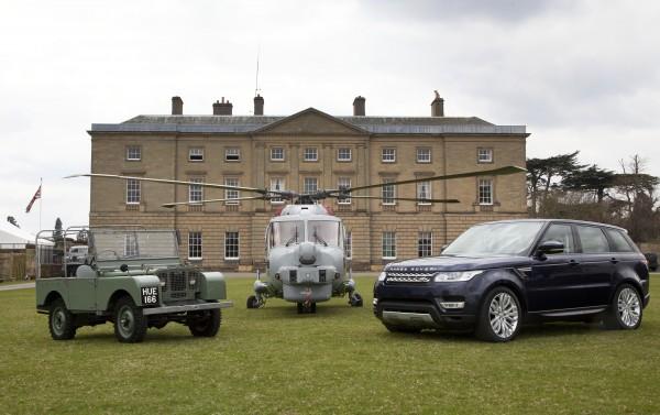 Land Rover 65 yrs