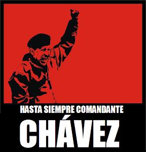 IL COMANDANTE HUGO CHAVEZ