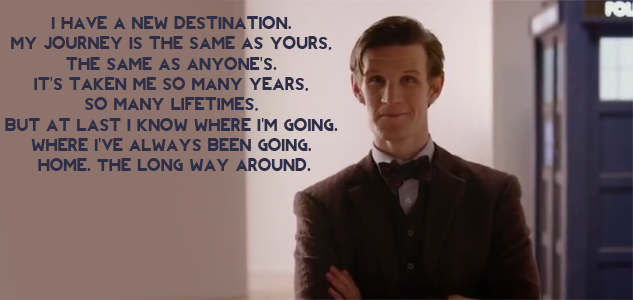 Doctor Who Matt Smith Quotes Confessions of a Teena...