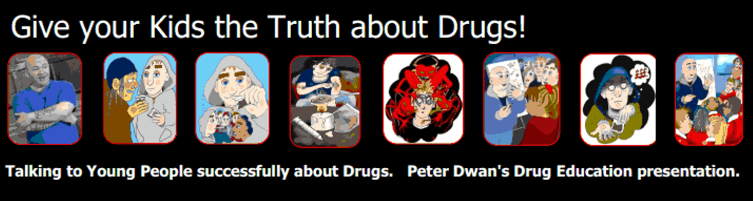 Give your Kids the Truth about Drugs
