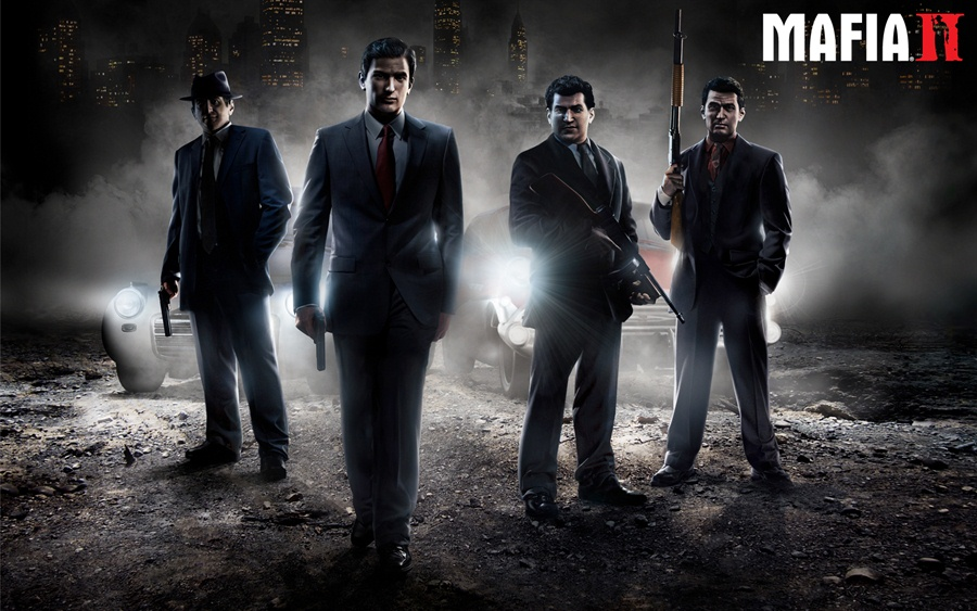 MAFIA 2 PC Download Poster