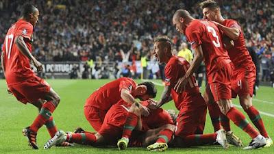 Portugal 6 - 2 Bosnia (1)