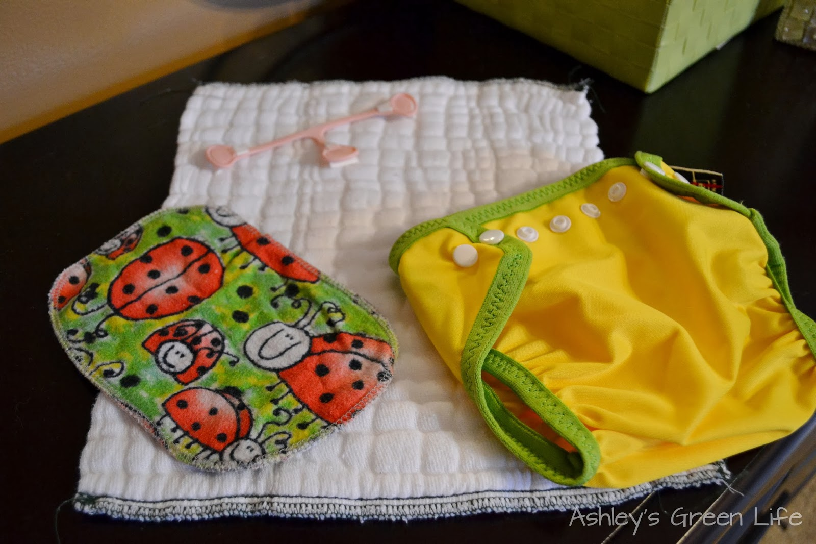 Ashley's Green Life: Ways to Go Green During Postpartum ...