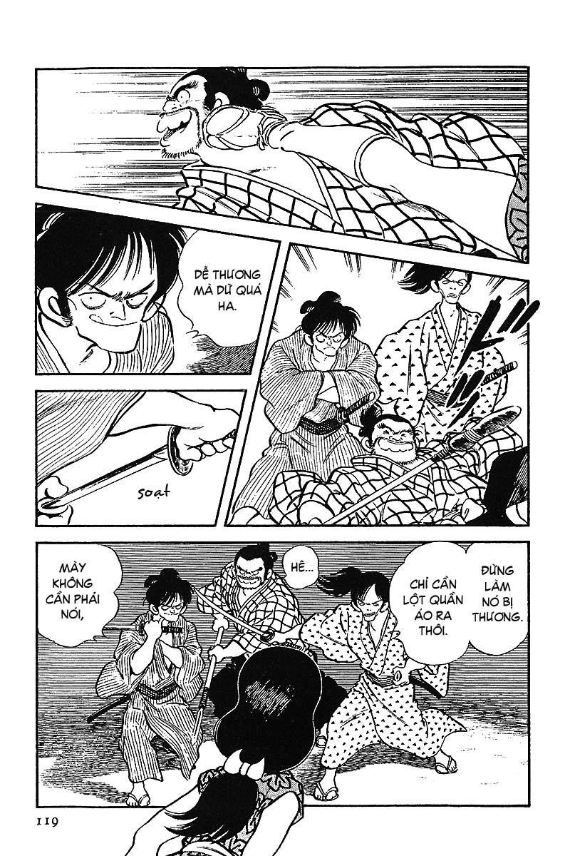 Nijiiro Togarashi - Ớt Bảy Màu chap 6 - Trang 7