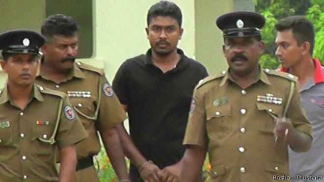 Lakmal ordered to be remanded for 1 ½ weeks for causing grievous injuries to Priyantha Sirisena