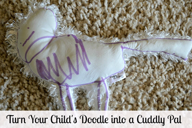 Happy Doodles, Custom Stuffed Animal, Custom Plush Doll, Turn Drawing into doll, Turn picture into stuffed animal, Happy Doodles Gift Certificate, Turn a photo into a stuffed animal,