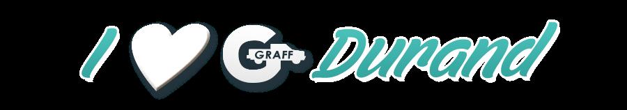 I Love Graff Durand
