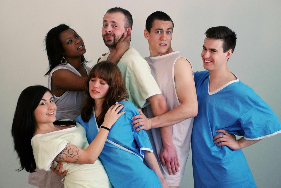The Naughty Fun Of Great American Sex Play From Louisville Repertory Company Is Surprisingly Thought Provoking