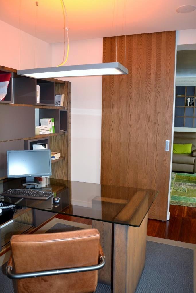 Mi kely un estudio para trabajar como en casa for Diseno de interiores vitoria