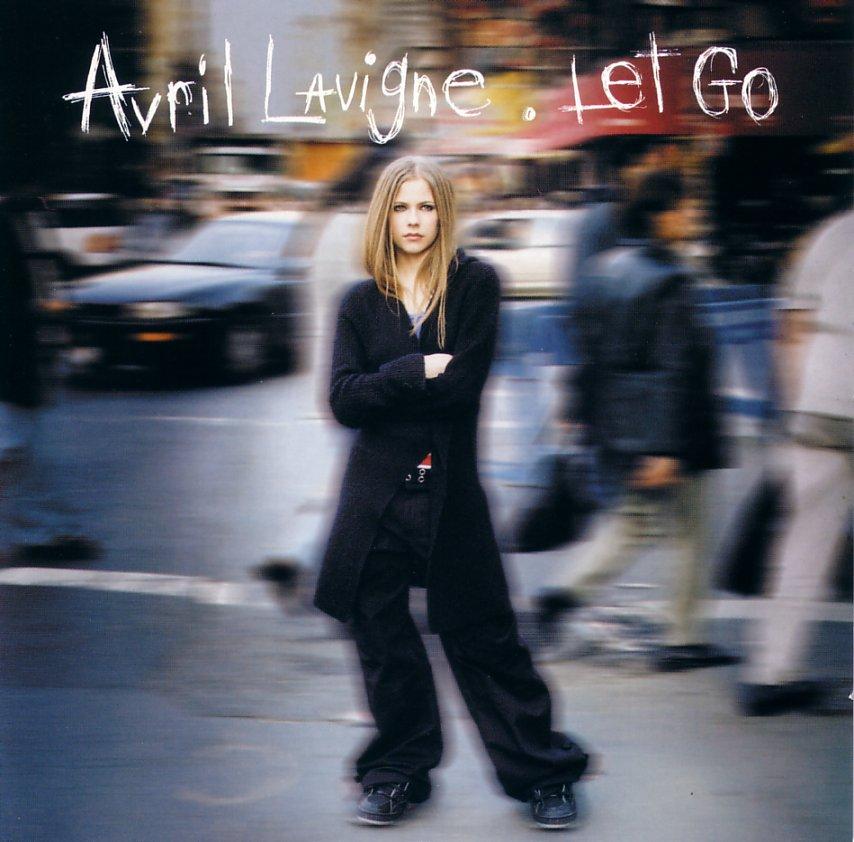 Avril Lavigne Albums Let go Let go Fue su Primer Album Que